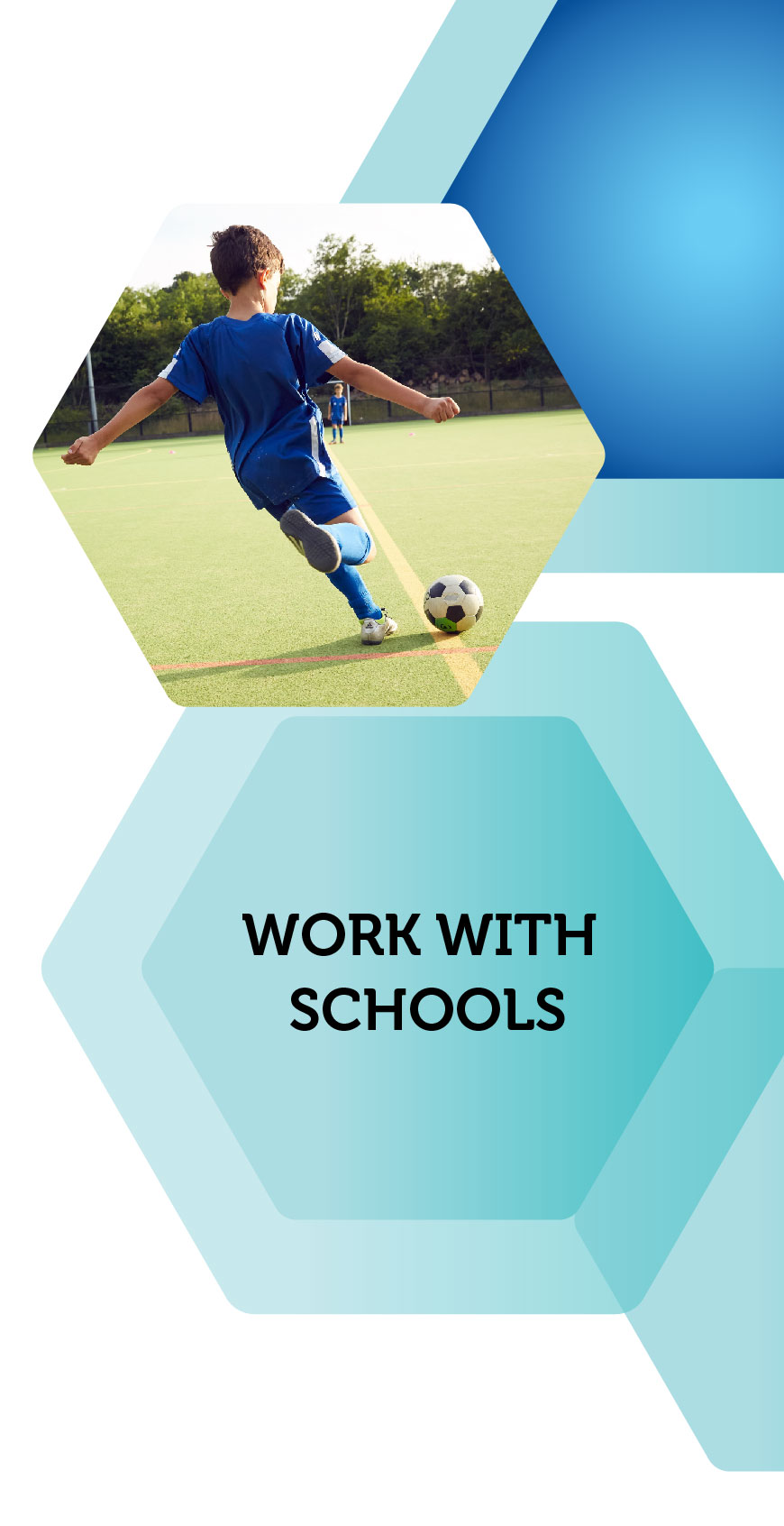 WORK WITH SCHOOLS